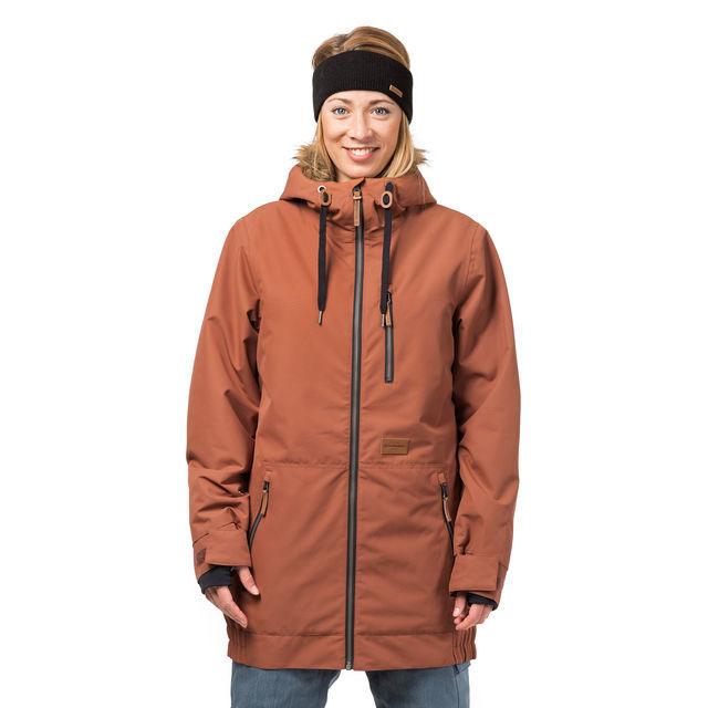 Куртка Horsefeathers TAMIKA JACKET (copper)