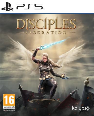 Disciples: Liberation Издание Deluxe (PS5, русские субтитры)