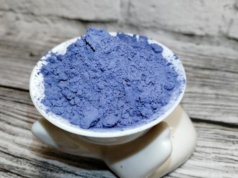 Краситель органический натуральный Матча Голубой,  25 гр
