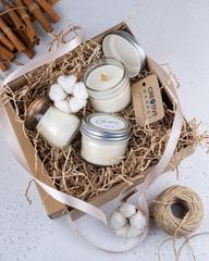 Подарочный набор Candle Story #2, Россия