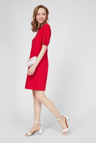 Женское красное платье GLB STP SHIFT SHORT DRESS Tommy Hilfiger