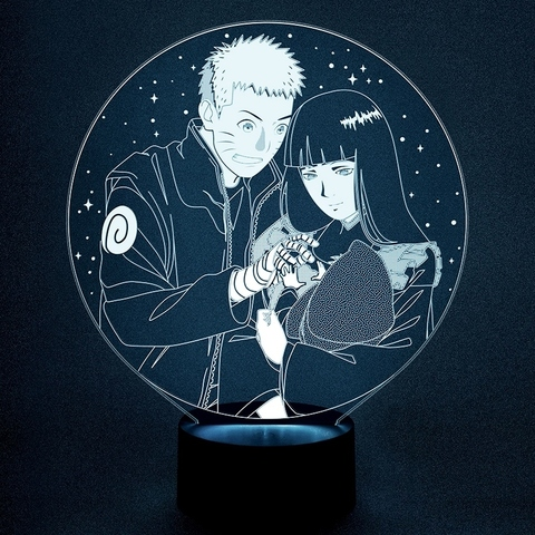 Наруто и Хината (NARUTO HINATA)
