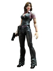 Resident Evil 6 - Play Arts Kai Helena Harper