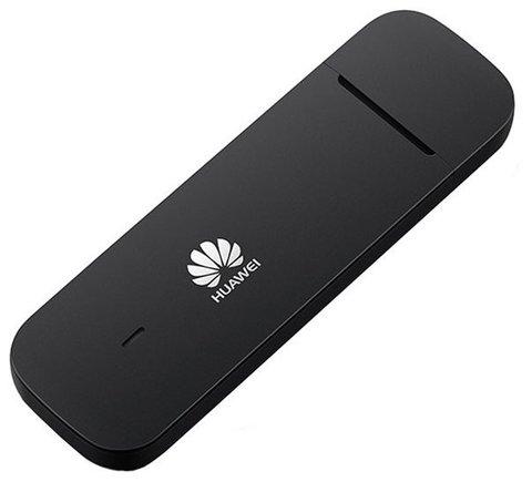 Huawei E3372h-153 - 3G/4G LTE USB-модем (логотип huawei) черный