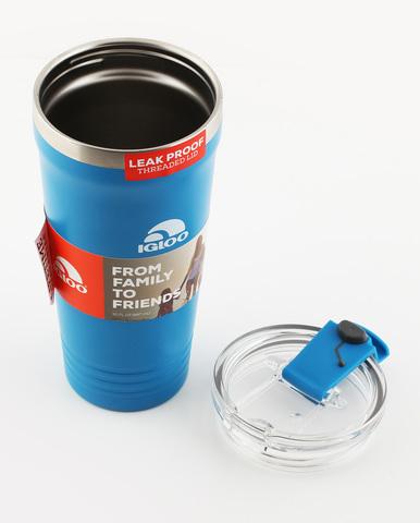 Термокружка Igloo Seneca 30 (0,9 литра), синяя