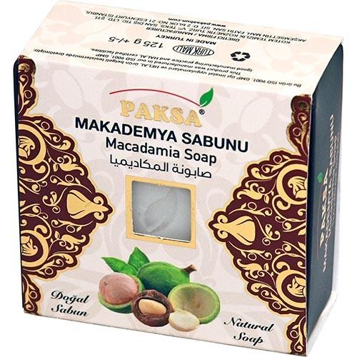 Мыло турецкое натуральное Макадамия