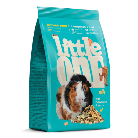 Little One корм для морских свинок 900 г