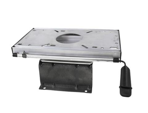 Переходник-основание для сидений, 340 х 195 х 140 мм, продольно-скользящий