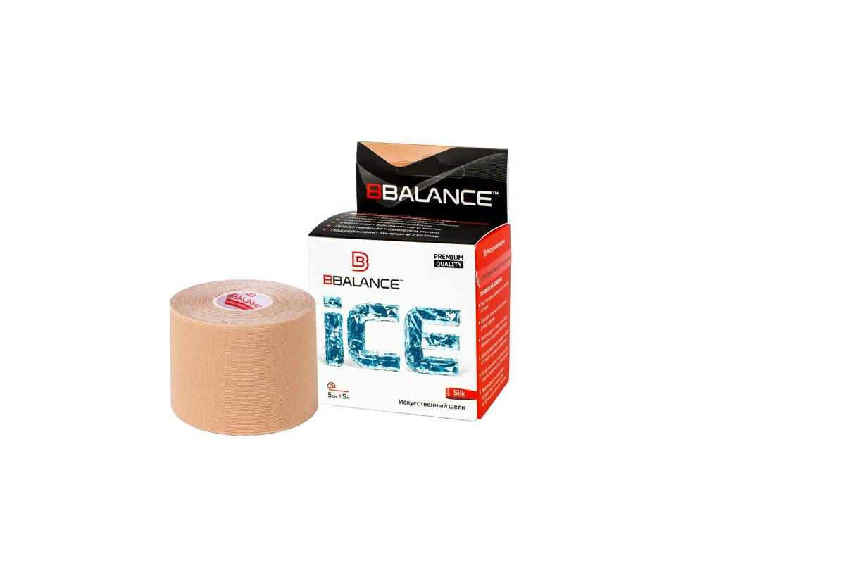 Кинезио BBTape ICE 5см. х 5м.