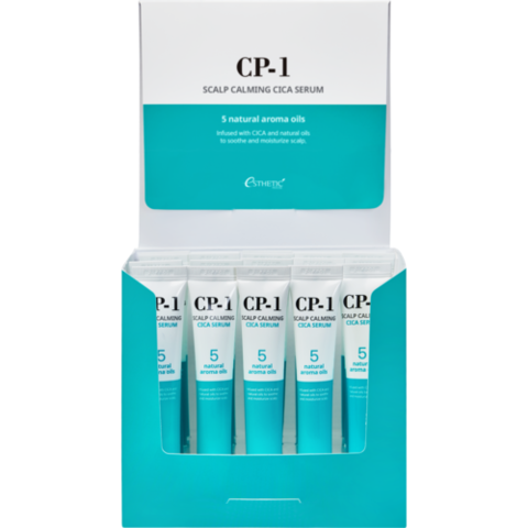 Esthetic House CP-1 Scalp Calming Cica Serum успокаивающая сыворотка с центеллой для кожи головы