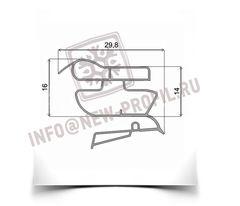 Уплотнитель для холодильника  Electrolux ERB 4110 AC м.к 670*570 мм (022)
