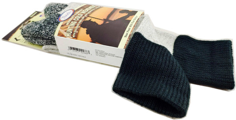 Картинка носки Thorlo TF Black/Grey - 3