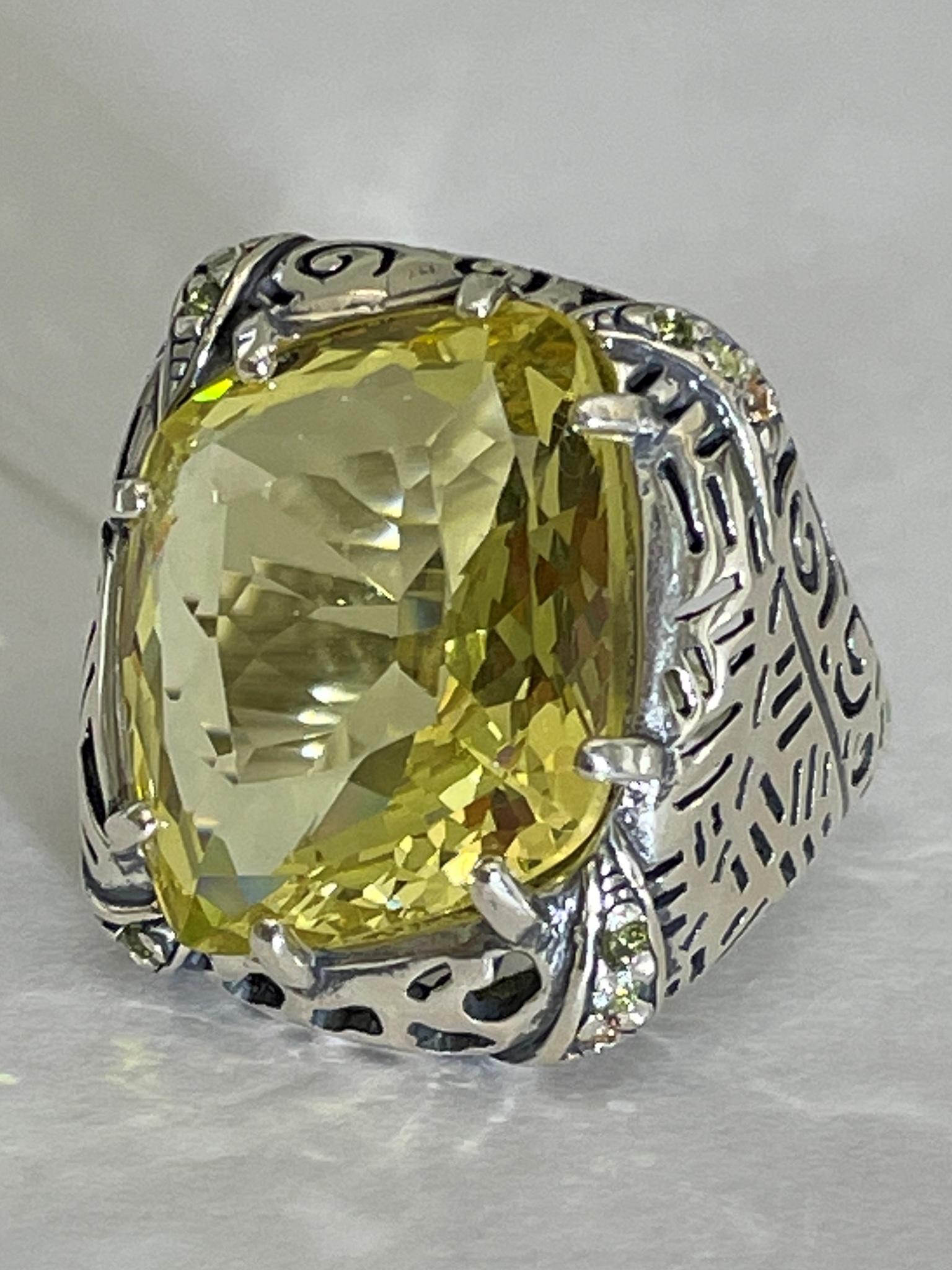Миконос (кольцо из серебра)