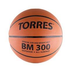 Мяч баскетбольный TORRES №7