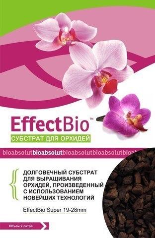Субстрат для орхидей Эффект Био 2л. 19-28мм