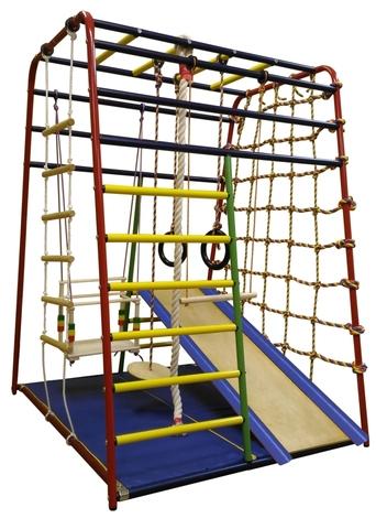 Детский спортивный комплекс Вертикаль 'Веселый малыш Next'