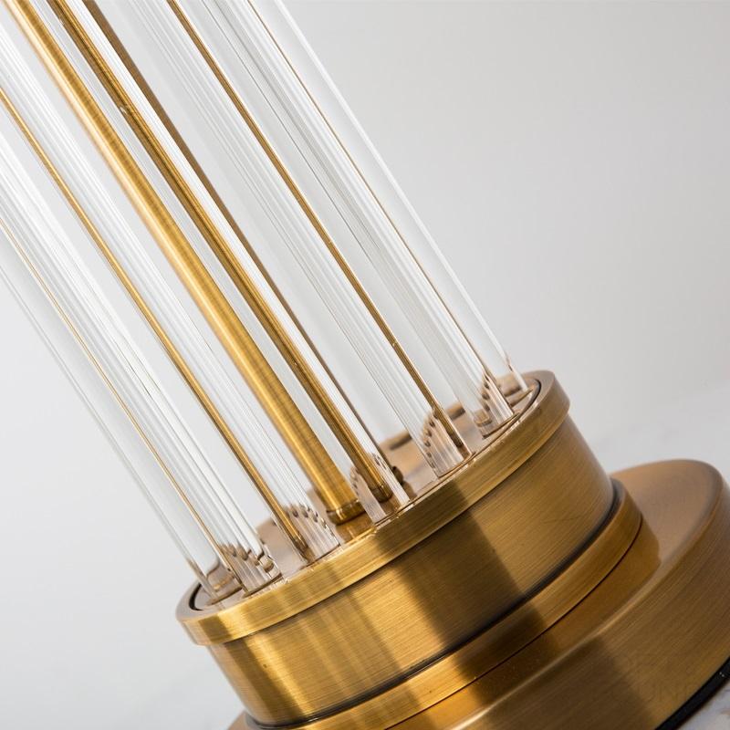 Настольная лампа Uniqu Eichholtz style