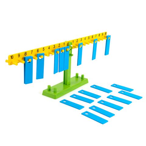 Весы математические с карточками Edx education 25897