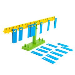 Весы математические с карточками Edx education