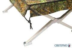 Утепленный мат для раскладушки Сибтермо 185*75 см
