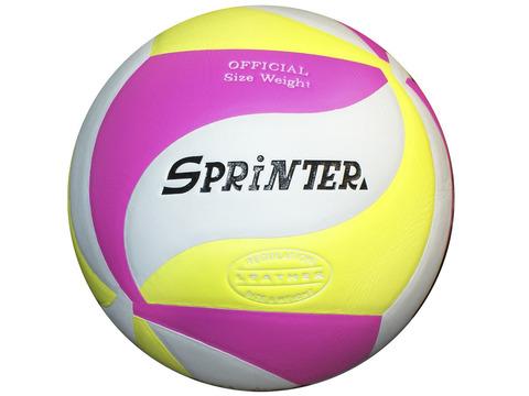 Мяч волейбольный клееный.  VS5006