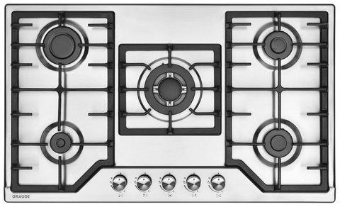 Газовая варочная панель Graude GS 90.1 E