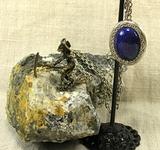 Коллекция «Волшебный камень». Подвеска «Лазурит»