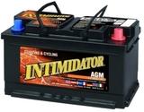 Аккумулятор Deka INTIMIDATOR 9A94R  ( 12V 80Ah / 12В 80Ач ) - фотография