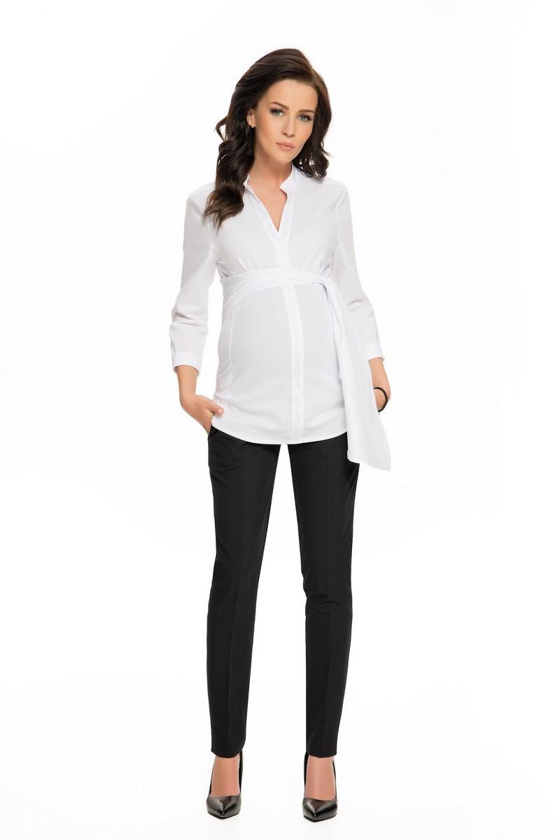 Блузка для беременных 08872 белый