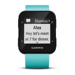 Беговые часы Garmin Forerunner 35 Голубые