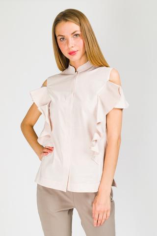 <p>Рубашка из хлопка</p> D'EXTERIOR