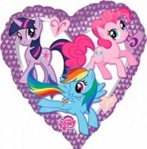 Пони - сердце