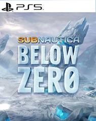 Subnautica: Below Zero (PS5, русские субтитры)