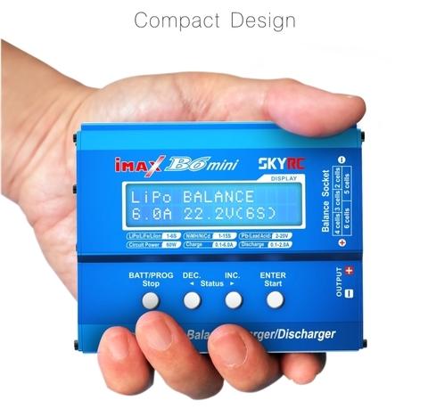 Зарядное устройство SKYRC IMAX B6 Mini 1-6S 6A