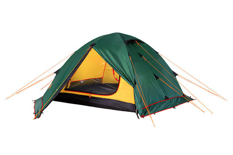 Туристическая палатка Alexika Rondo 2 Plus (всесезонная, 2 местная)