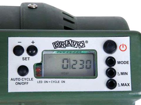 Автоматическая воздушная насосная станция BRAVO 230/2000ARS