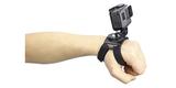 Крепление на руку GoPro Hand + Wrist Strap (AHWBM-002) на кисти вид сверху