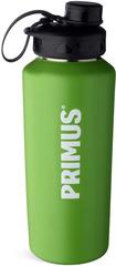 Фляга питьевая нержавейка Primus TrailBottle 1.0L S.S. Moss