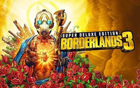Borderlands 3 Super Deluxe Edition (Epic Games) (для ПК, цифровой ключ)