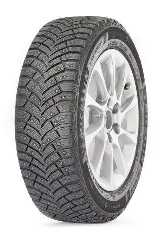 Michelin X-Ice North 4 235/55 R19 105T SUV XL шип
