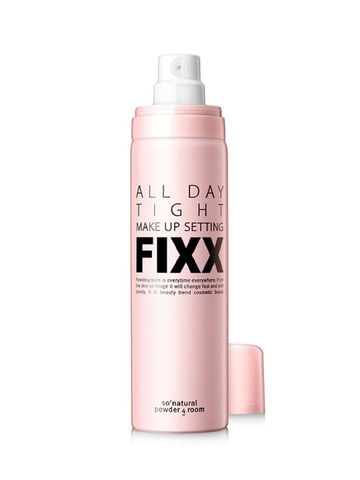 So Natural All Day Tight Make Up Setting FIXER -CAN 75ml