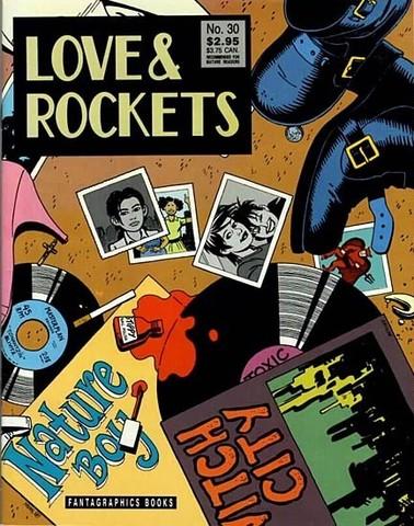 Love and Rockets Comics #30