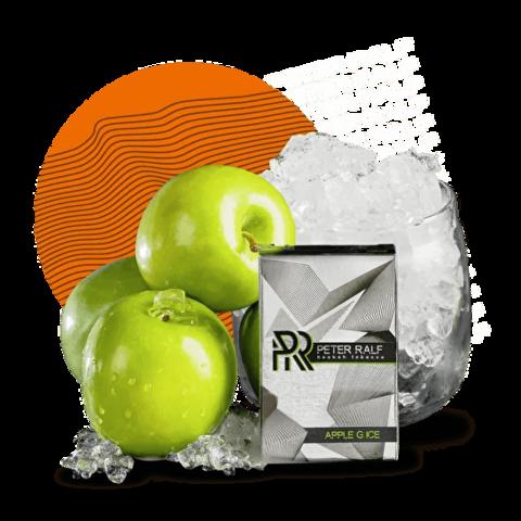Табак Peter Ralf Apple G Ice (Ледяное Зеленое Яблоко) 50г