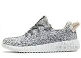 Кроссовки Мужские Adidas Originals Yeezy 350 Boost Grey