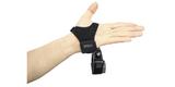 Крепление на руку GoPro Hand + Wrist Strap (AHWBM-002) на кисти вид снизу