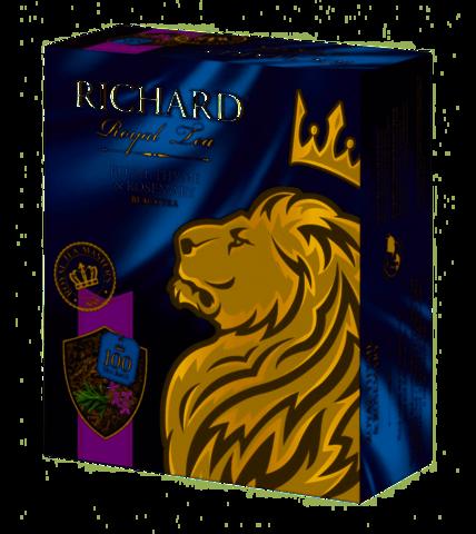 Чай черный «Richard»'Royal Thyme & Rosemary 100 пакетиков