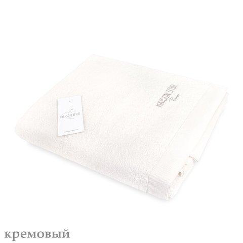 ADVEND - АДВЕНД  кремовый полотенце махровое Maison Dor(Турция) .