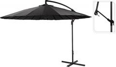 Зонт садовый складной Koopman 300 Graphite