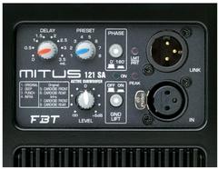 Акустические системы активные FBT Mitus 152A