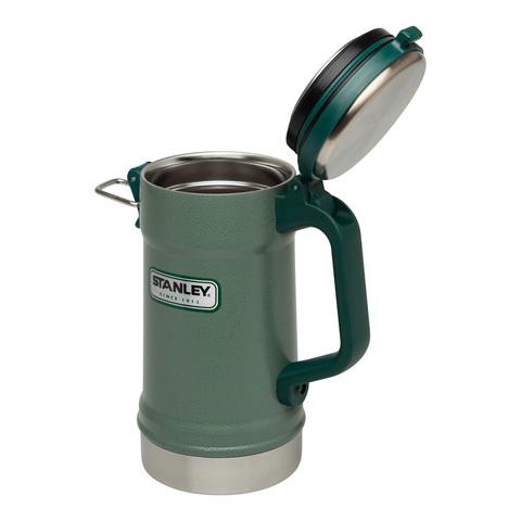 Термокружка Stanley Classic (0,71 литра), зеленая
